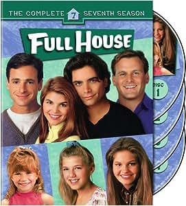 Full House: Complete Seventh Season [DVD] [Import]