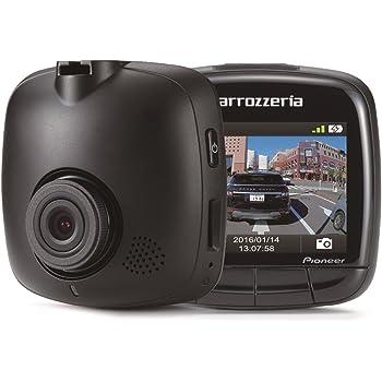 カロッツェリア(パイオニア) ドライブレコーダー ユニットND-DVR10 207万画素 Full HD WDR/GPS/Gセンサー/対角127º/駐車監視/32GB microSD付属