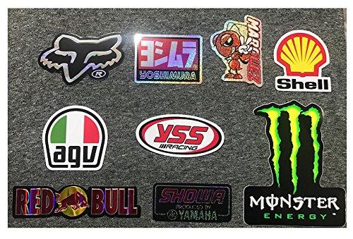 レーシング ステッカー セット sticker レッドブル ...