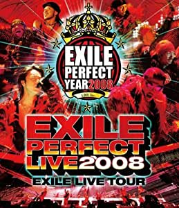 "EXILE LIVE TOUR ""EXILE PERFECT LIVE 2008"" [Blu-ray]"