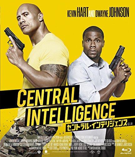 セントラル・インテリジェンス [Blu-ray]