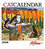 B. Kliban Catcalendar 2018 Calendar