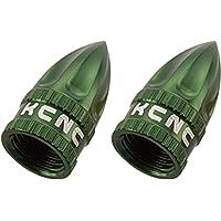 KCNC 自転車 バルブキャップ PR フレンチバルブ アルミ製