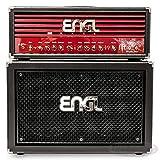 """ENGL エングル ギターアンプ Marty Friedman""""INFERNO""""Signature [E766] + 2x12 Pro Cabinet [E212VHB] SET"""