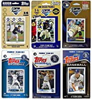 MLB San Diego Padres Licensed Tradingカードチームセット