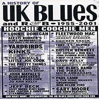 History of UK Blues by Hoochie Coochie Men