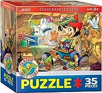 *eurographics Puzzle 35pc -pinocchio