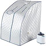 2l Portable Sauna Spa Machine, Home Sauna Steamer Tent Spa Machine Sauna Pot Machine for Home Personal Spa and Indoor Body Sl