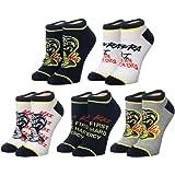 Cobra Kai Ankle Socks (5-Pack)