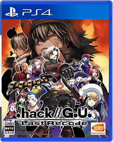 【PS4】.hack//G.U. Last Recode【早期購入特典】オリジナルPS4カスタムテーマが貰えるプロダクトコード同梱【Amazon.co.jp限定】アイテム未定
