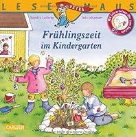 LESEMAUS 45: Fruehlingszeit im Kindergarten: Mit Jahreszeiten-Uhr zum Basteln