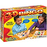 Primary Concepts AA5279 3-D Phonics Bingo