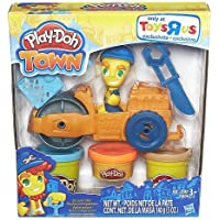 Play-Doh Town Steamroller Playset (Colors/Styles Vary) [並行輸入品]