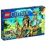 レゴ チーマ 正義のライオン神殿 70010