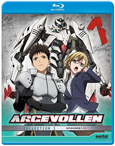 Argevollen Collection 1 / [Blu-ray] [Import]