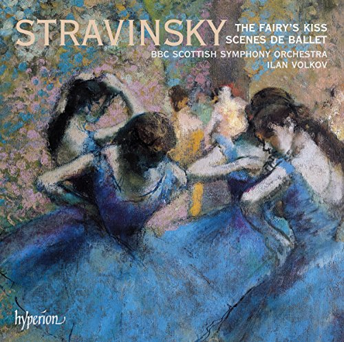 Fairy's Kiss Scenes De Ballet