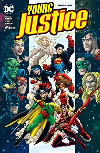 『Young Justice Book One (Young Justice (1998-2003)) (English Edition)』のトップ画像