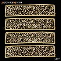 ボイジャーモデル TE027 1/35 木の葉 (パターン 4)