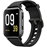 SoundPEATS Watch 1 Smart Sports Watch Health and Fitness Tracker with Heart Rate Monitor Sleep Quality Tracker IP68 Waterproo