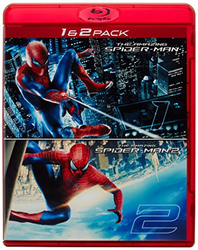 アメイジング・スパイダーマンTM 1&2パック (初回限定版) [Blu-r...