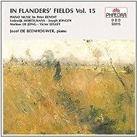 In Flanders' Fields, Vol. 15: Piano Music by Benoit , Mortelmans, Jongen, de Jong, and Legley (2009-09-01)