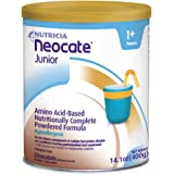 Neocate Junior, Chocolate, 14.1 oz / 400 g (1 can)