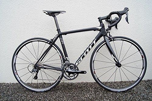世田谷)SCOTT(スコット) CR1 10(CR1 10) クロスバイク 2016年 52(S)サイズ
