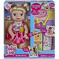 Baby Alive(ベビーアライブ) My Baby All Gone Doll 赤ちゃんのお世話ができる人形 ドール 食事 おむつ 30以上のフレーズ [並行輸入品]