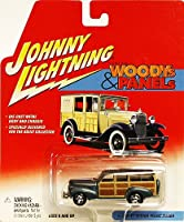 Johnny Lightning Woodys & Panels '41 Chevy Special Deluxe Wagon by Playing Mantis [並行輸入品]