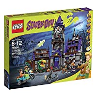 Lego Scooby-Doo 75904 Mystery Mansion [parallel import goods]