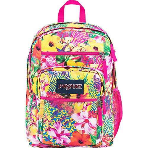 """ジャンスポーツ バッグ バックパック・リュックサック Big Student Backpack - 17.5"""" Tropical M [並行輸入品]"""
