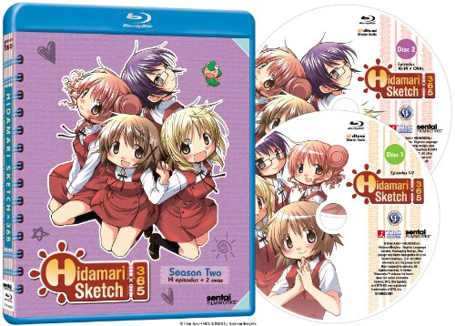 ひだまりスケッチ×365: シーズン2 北米版 / Hidamari Sketch X 365: Season 2 [Blu-ray][Import]