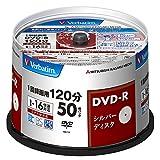 Verbatim VHR12J50VS1 [DVD-R 16倍速 50枚組]