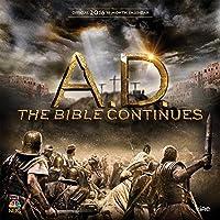 A.D. The Bible Continues 2016 Calendar