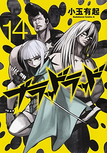 ブラッドラッド (14) (カドカワコミックス・エース)の詳細を見る