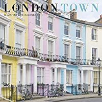 London Town 2018 Wall Calendar [並行輸入品]