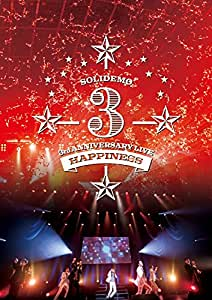 SOLIDEMO 3rd ANNIVERSARY LIVE Happiness [DVD]
