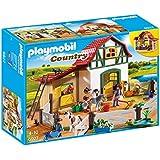 Playmobil Pony Farm Playset Toy