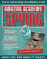 Amazing Academy Spies And Espionage Manual