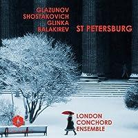 St Petersburg by GLINKA / BALAKIREV / GLAZUNOV / S (2010-06-29)
