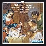 Christmas Cantatas by Graupner, C. (2010-11-16) 【並行輸入品】