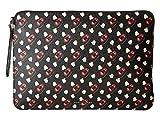 """コンバース バッグ (マークジェイコブス) Marc Jacobs Popcorn Scream Printed Coated Canvas Tech 13""""Computer Case 13""""コンピュータケース (並行輸入品)"""