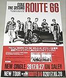 告知ポスター EXILE THE SECOND Route 66