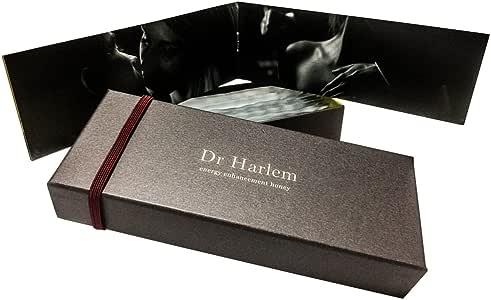 【恋人たちの大人のハチミツ】 Dr Harlem 1箱(10本)マカ、高麗人参、亜鉛etc配合