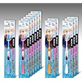 リーチキッズ ディズニー アナと雪の女王 はえかわり期用(6~12才) 12本セット