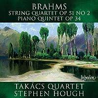 String Quartet Op.51 No.2 Piano Quintet Op.34