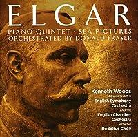 Elgar: Piano Quintet/Sea Pictu