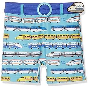 [マザウェイズ] 水着パンツ ボーイズ AMZA180413 1262A ターコイズ 日本 97 (日本サイズ95 相当)