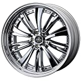 【マツダ CX-5(KE系)2012~】 ホイール:WEDS クレンツェ ヴォルテイル_ハイパークローム 8.0-20 5/114 タイヤ:NITTO ニットー INVO 245/45R20 (20インチ アルミホイールセット)