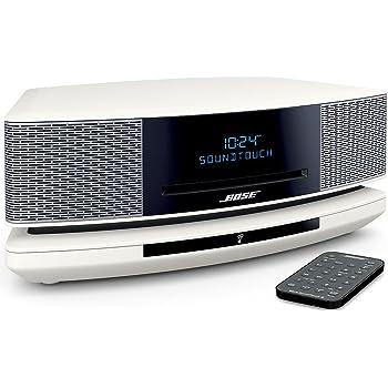 Bose Wave SoundTouch music system IV パーソナルオーディオシステム アークティックホワイト